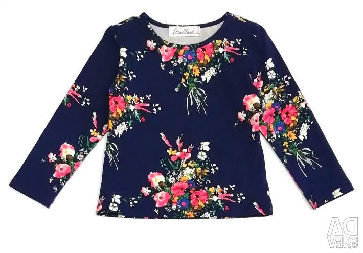 Новая блузка (хлопок)