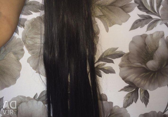 Păr pe coșuri de păr