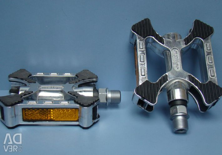 Pedals for import bicycles