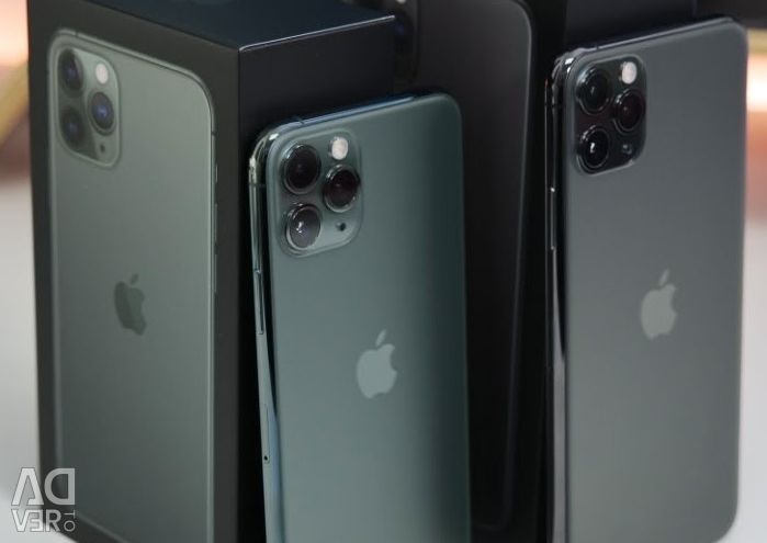 Apple iPhone 11 Pro 64GB = €500,iPhone 11 Pro Max
