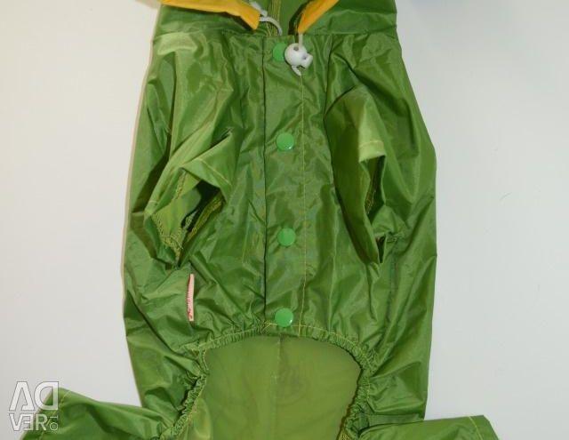 Raincoat new
