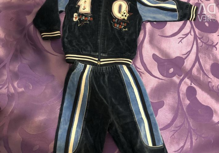 Tracksuits for baby
