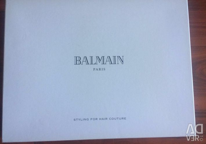 Ένα σύνολο προϊόντων styling BALMAIN