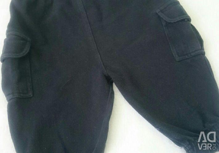 Pantolon - muz 74/80 çocuk
