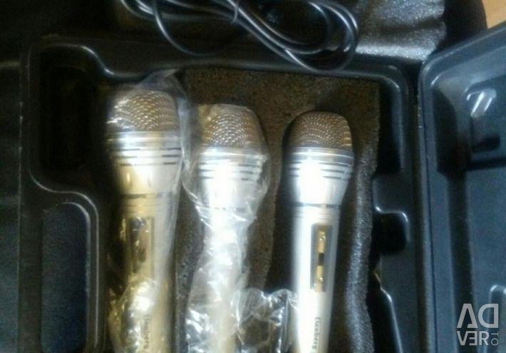 Microphones dynamic