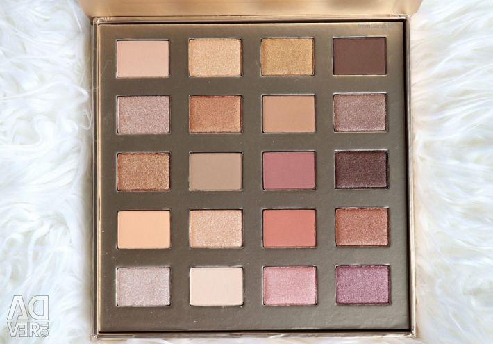 Cosmetics: eye shadow