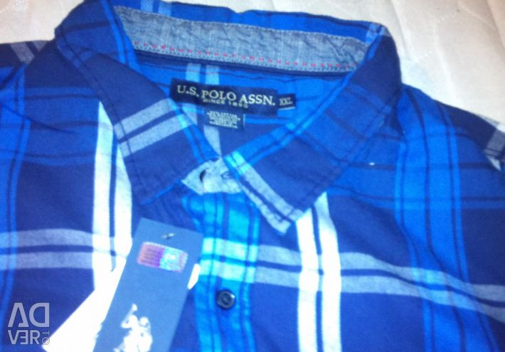 Shirt new U.S. POOL ASSN p.54 Quality!
