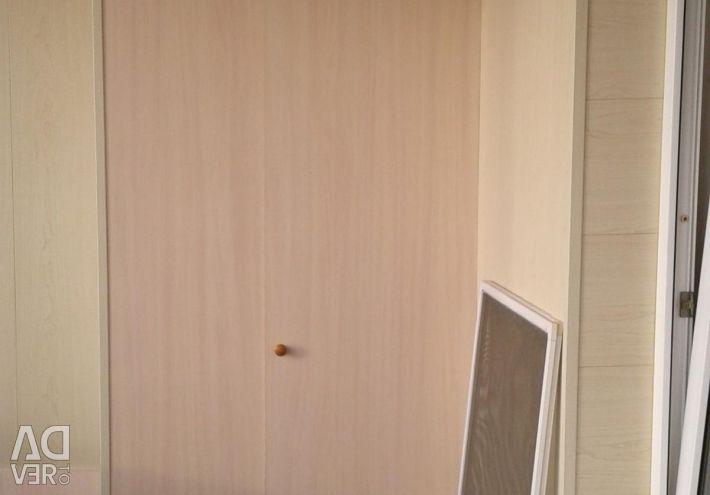 Apartment, 1 room, 46.2 m²