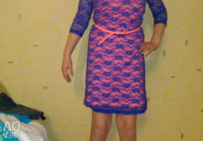 Dress guipure