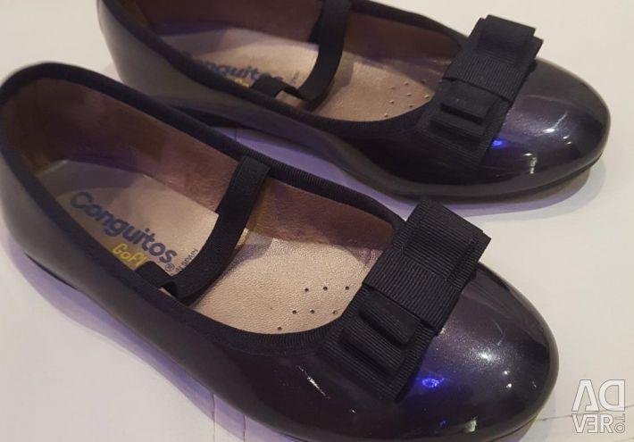 Παπούτσια για μπαλέτα για κορίτσια