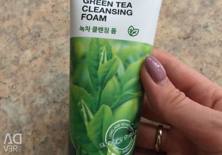 Korean facial wash LEBELAGE