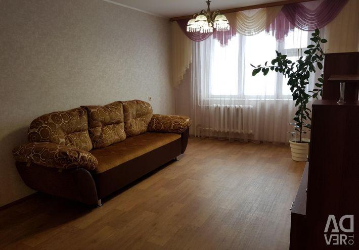 Apartment, 2 rooms, 62.1 m²