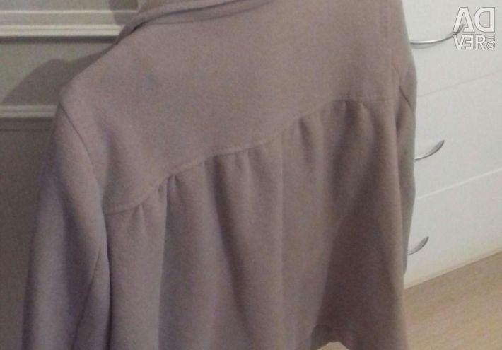 Zara coat for pregnant women