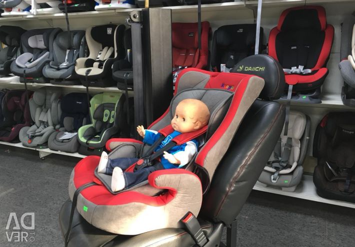 Καθίσματα αυτοκινήτου KENGA LD002 (9-36 kg)
