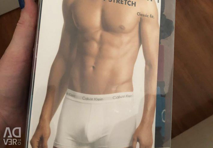 Pants boxers Calvin Klein, original