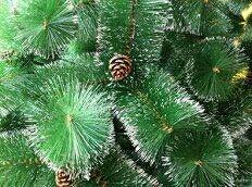 New lush Christmas trees 180 cm.