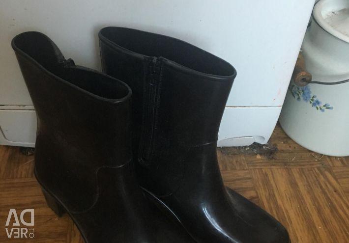 Noul cizme de cauciuc 38r