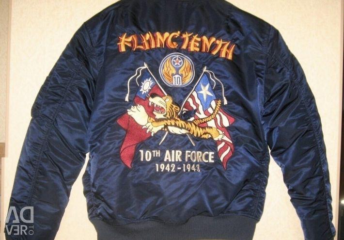 VANZARE! Jacheta pilot SCHOTT NYC MA-1 original