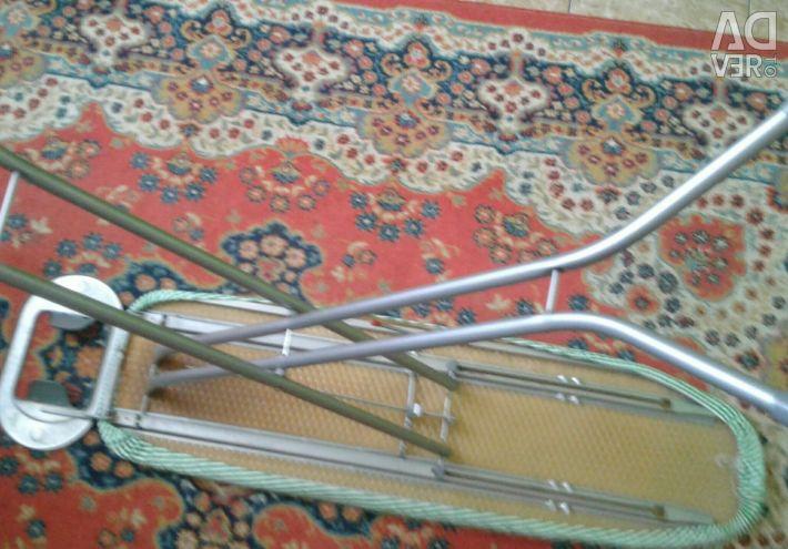 Eurogold roza ironing board