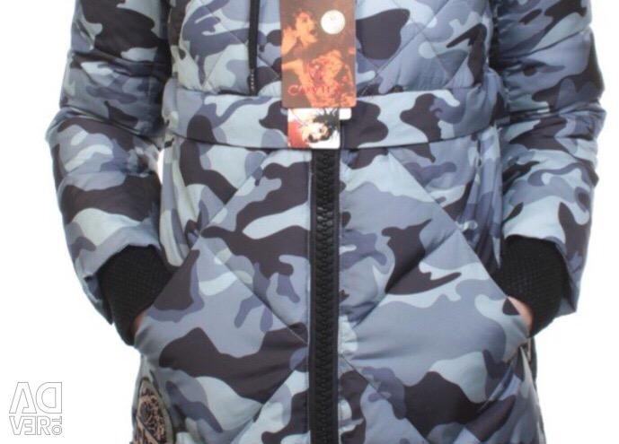New Park-down jacket. R.42-48