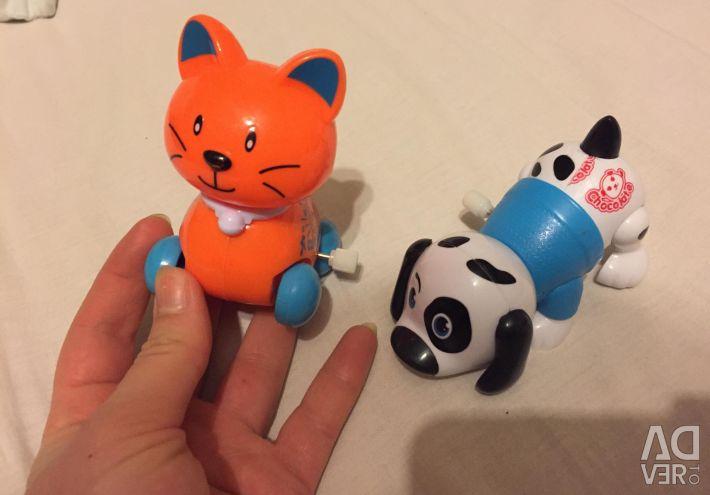 Іграшки нові жужжалки їздять