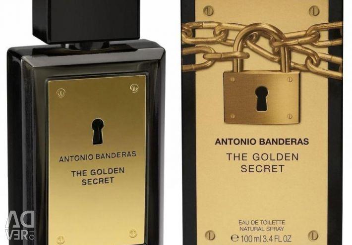 Мужская туалетная вода Antonio Banderas100ml