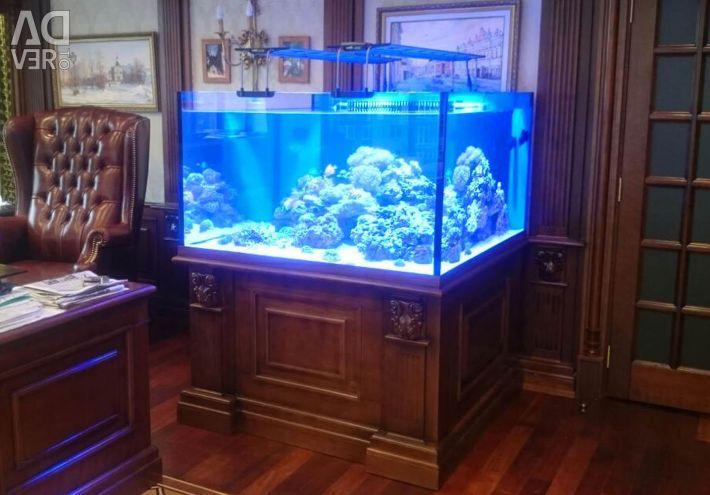 Aquarium Making