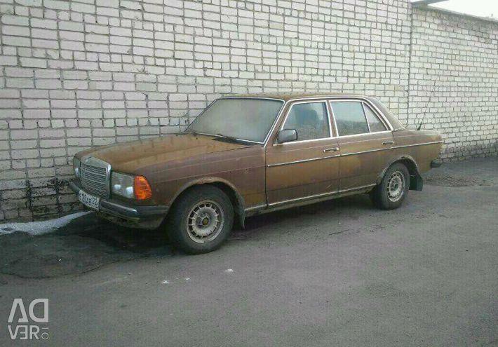 Mercedes-Benz E-Класс, 1980
