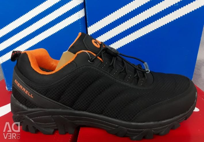 Merrell waterproof sneakers
