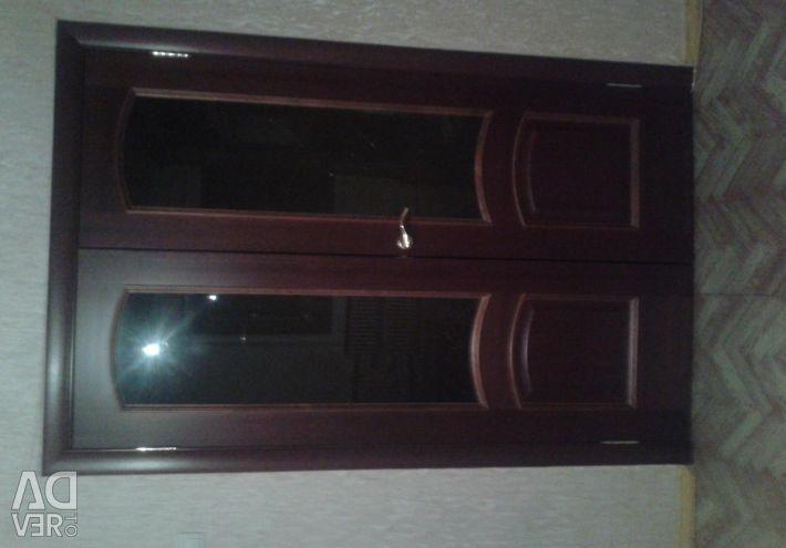 Interior double-wing door 120 * 200