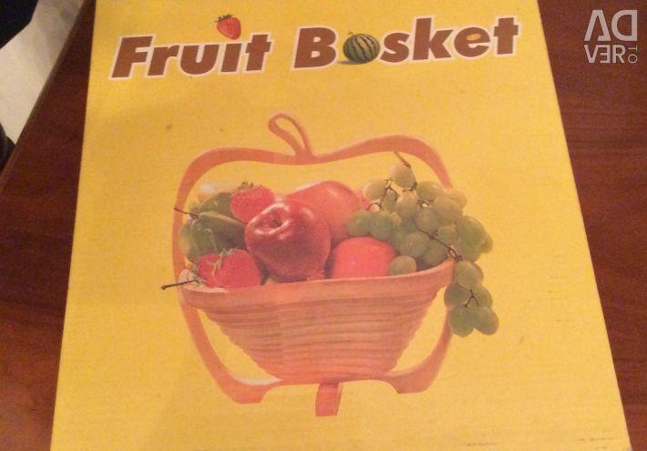 Un nou bol de fructe