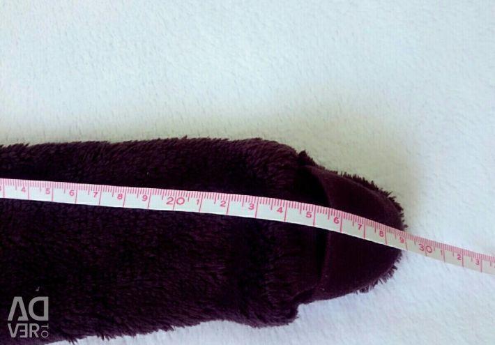 Overalls - sweatshirt 74/80