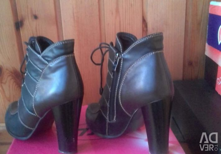 Ayak bileği botları demi. B / Y