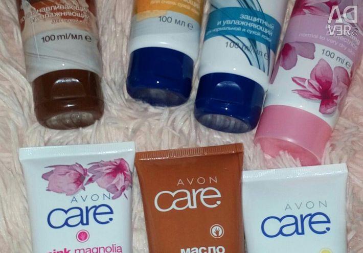 Gift! Hand cream! Always the way))