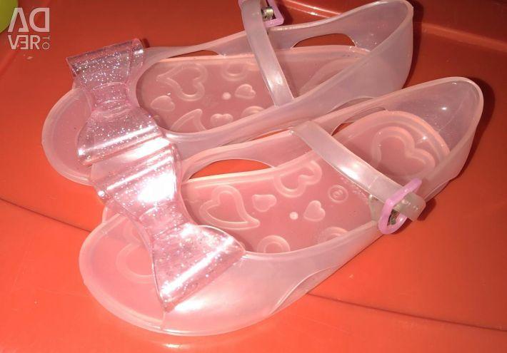Pantofi pentru prințesă