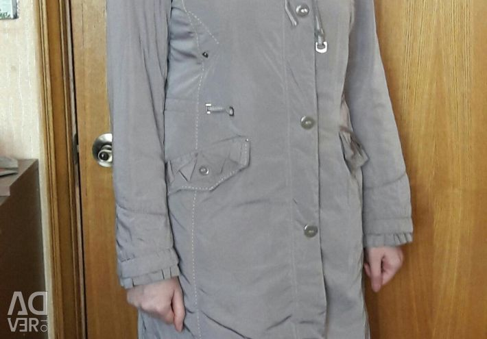 I will sell a coat spring-fall, 48r