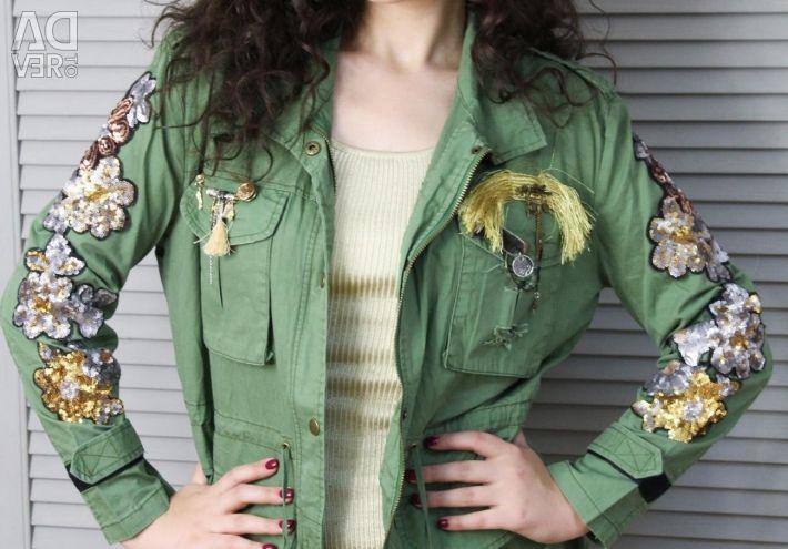 Yeni rüzgarlık ceket