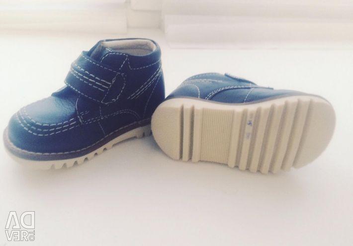 Piele nou pantofi ortopedice