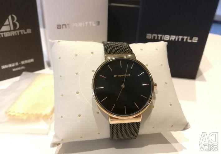 Antibrittle ceasuri noi