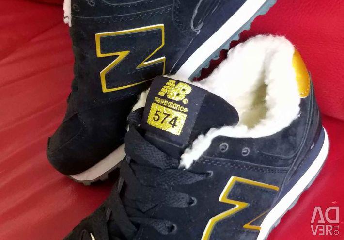Σημείωση. Ανδρικά πάνινα παπούτσια