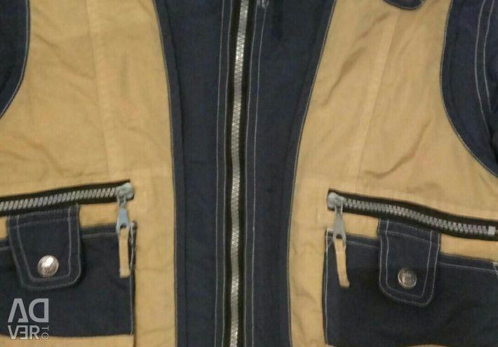 Jacket demi-season p.98
