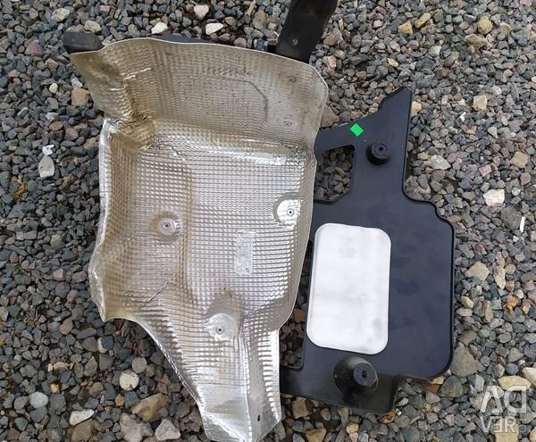 Thermal protection Porsche Panamera 2