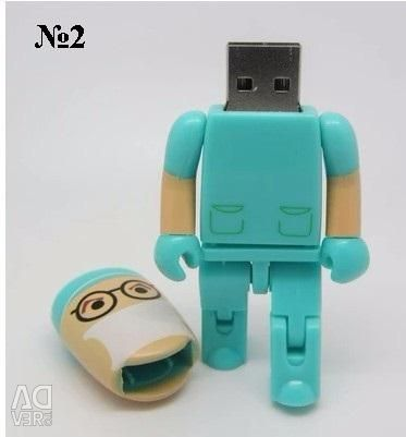 Flash drives for a medical professional