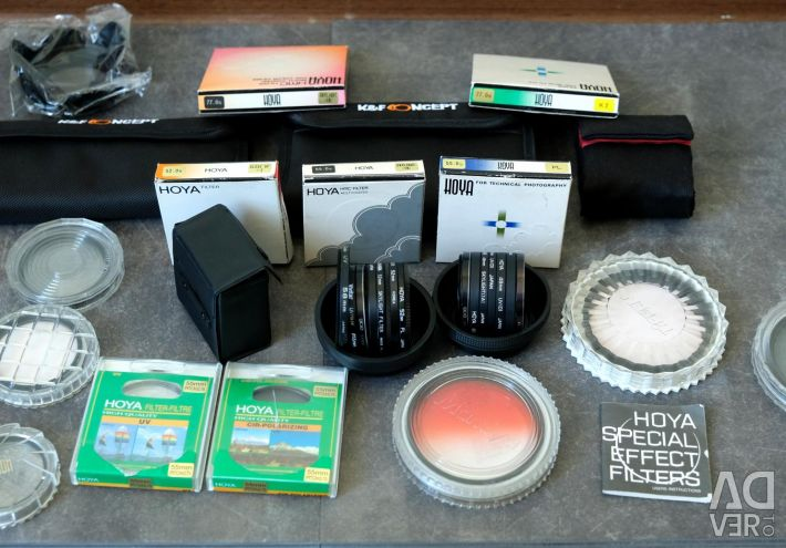 Photo filters HOYA filters sell for sale