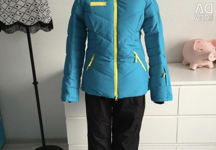 New Columbia Ski Suit