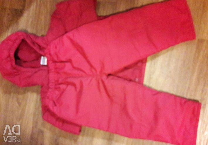 Куртка і штани 86-92