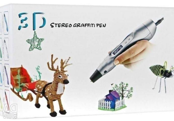 3D pens wholesale and retail.