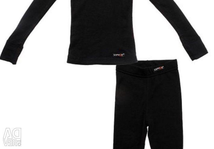 Thermo underwear ? Lynxy