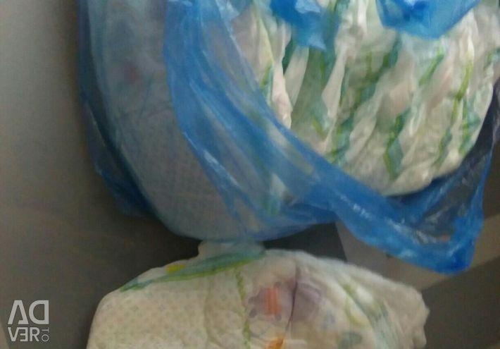 Panties diapers 6 exchange