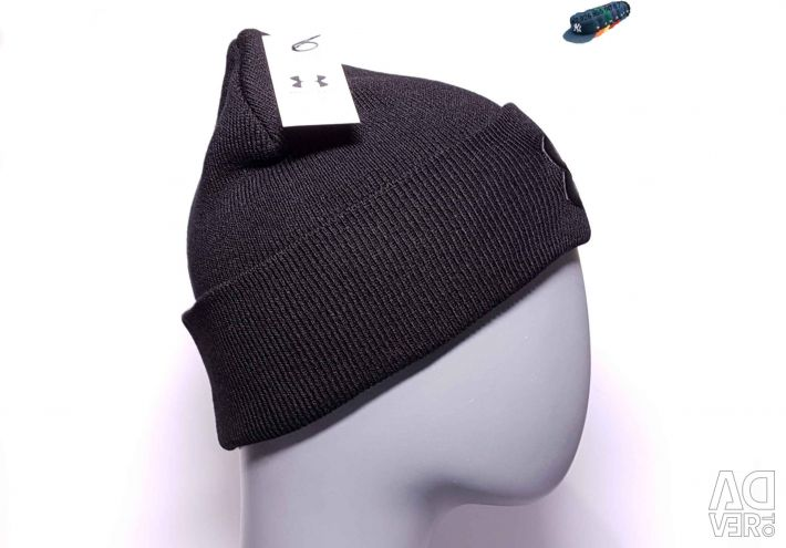 Hat Under Armor (black)